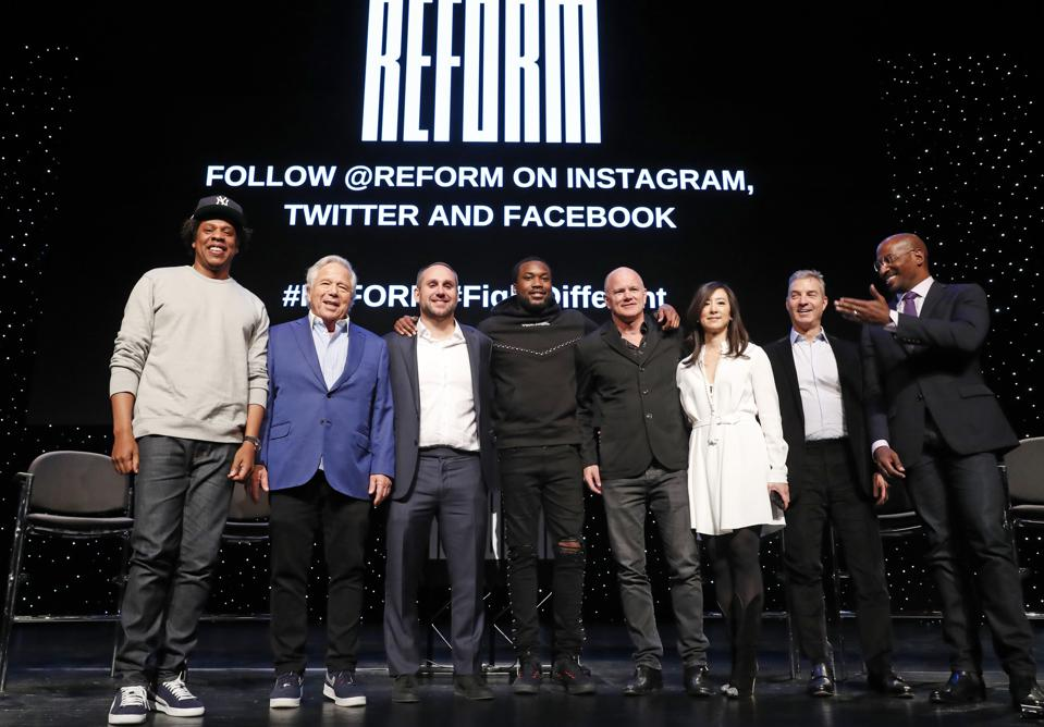 76ers, Nets, Patriots Align With Meek Mill, Jay-Z For Justice Reform
