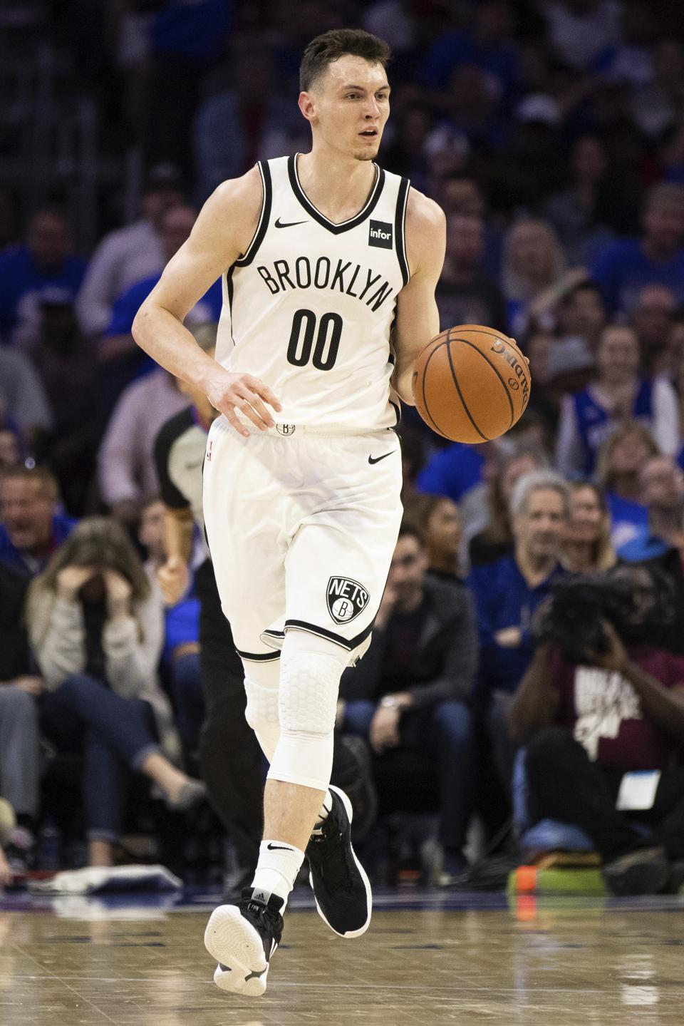 Rodions Kurucs Is A Diamond In The Rough For The Brooklyn Nets