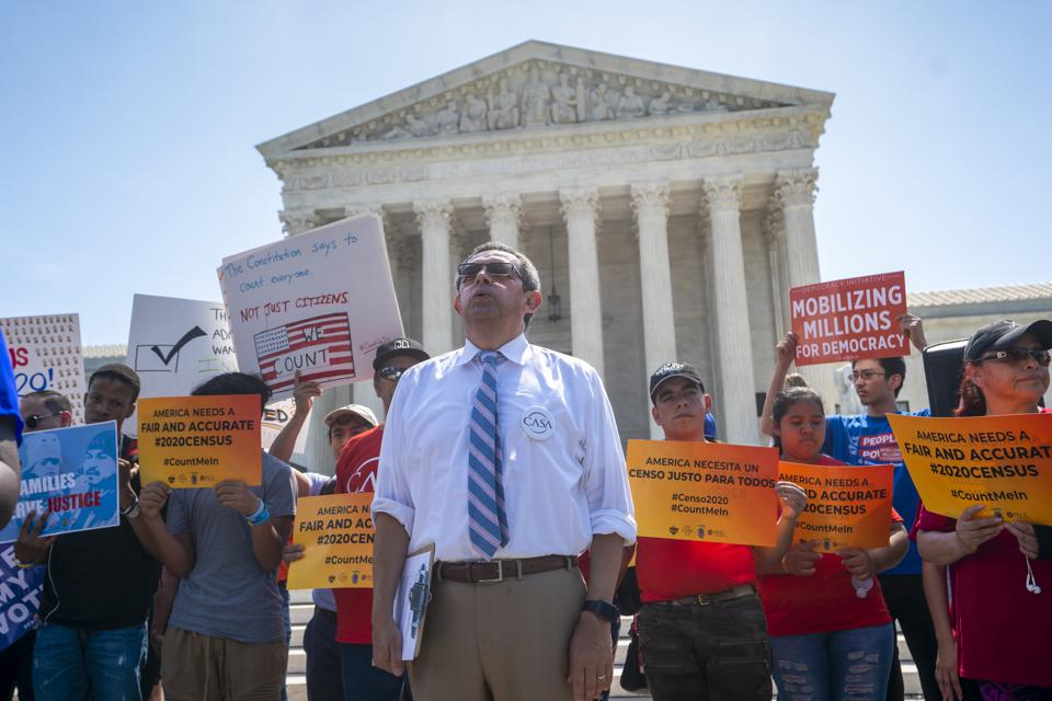 Supreme Court Rebukes Trump For Dishonesty In Including A Citizenship Question In The Census