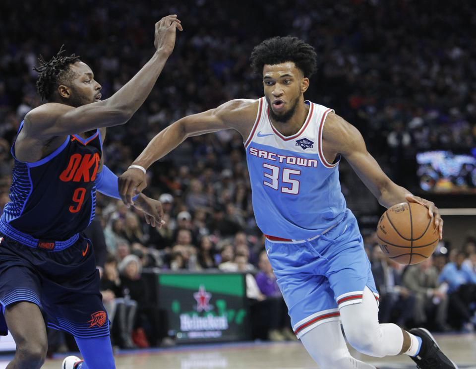 Kings' Marvin Bagley Deserved The NBA's All-Rookie First Team Selection