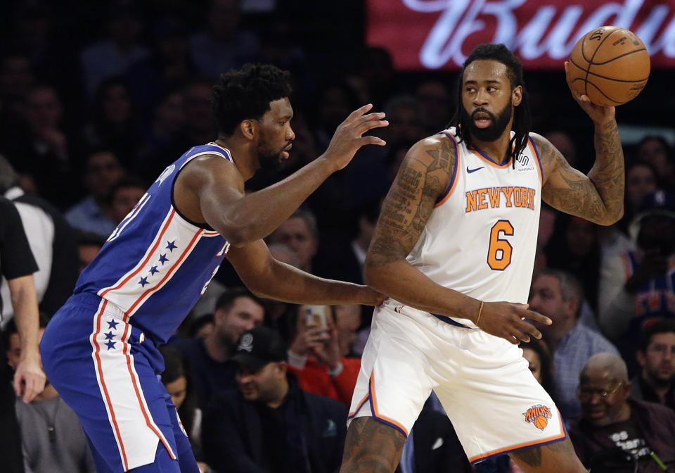DeAndre Jordan, Kyrie Irving, Chris Paul Invest In Plant-Based Food Company Beyond Meat
