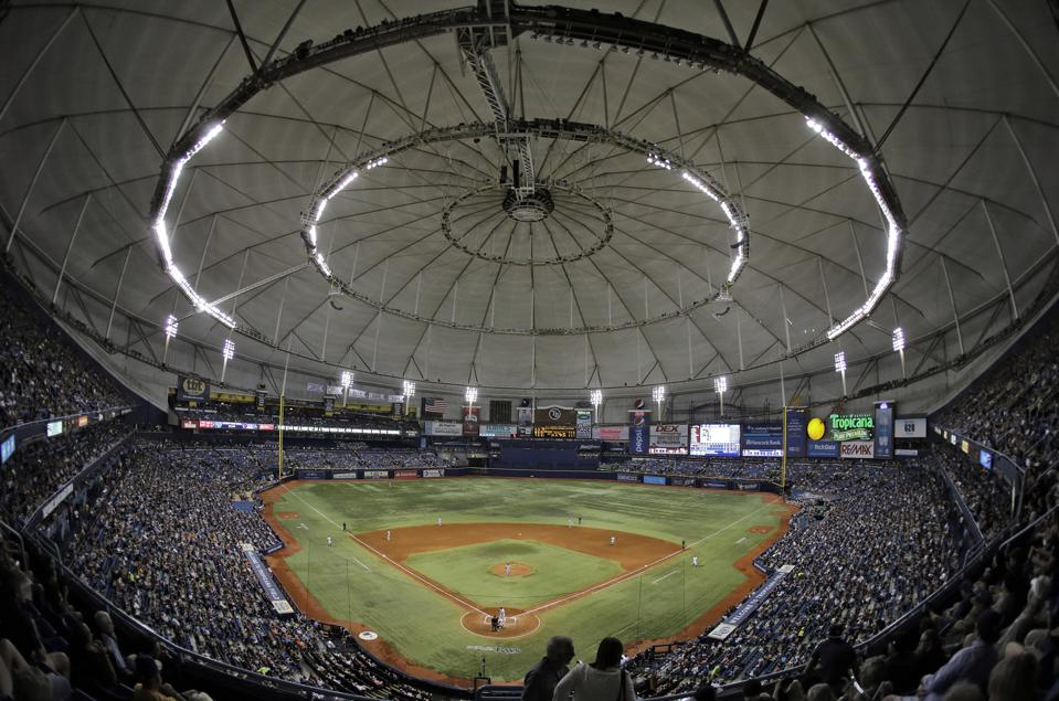Tampa Bay Rays May Move Half Their Home Games To Montreal