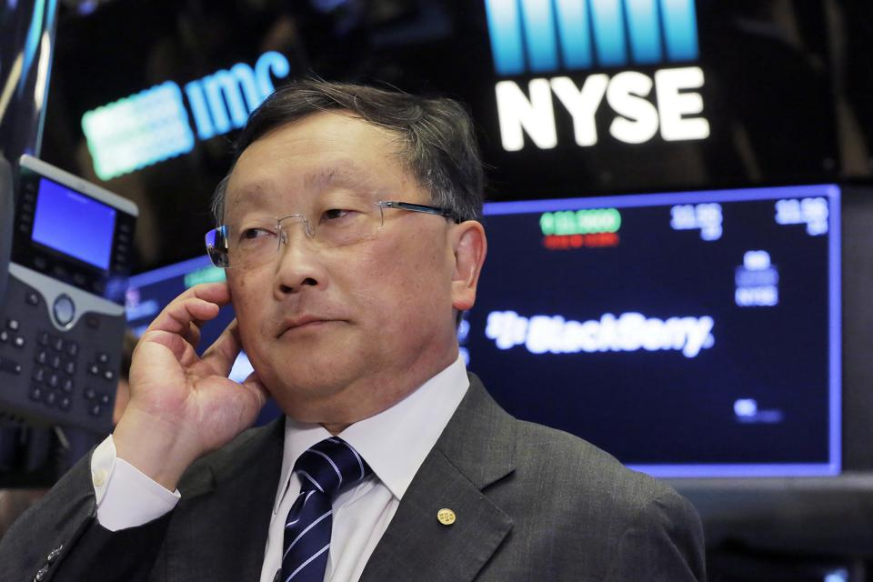 Why Has BlackBerry Underperformed Despite Its Software Pivot?