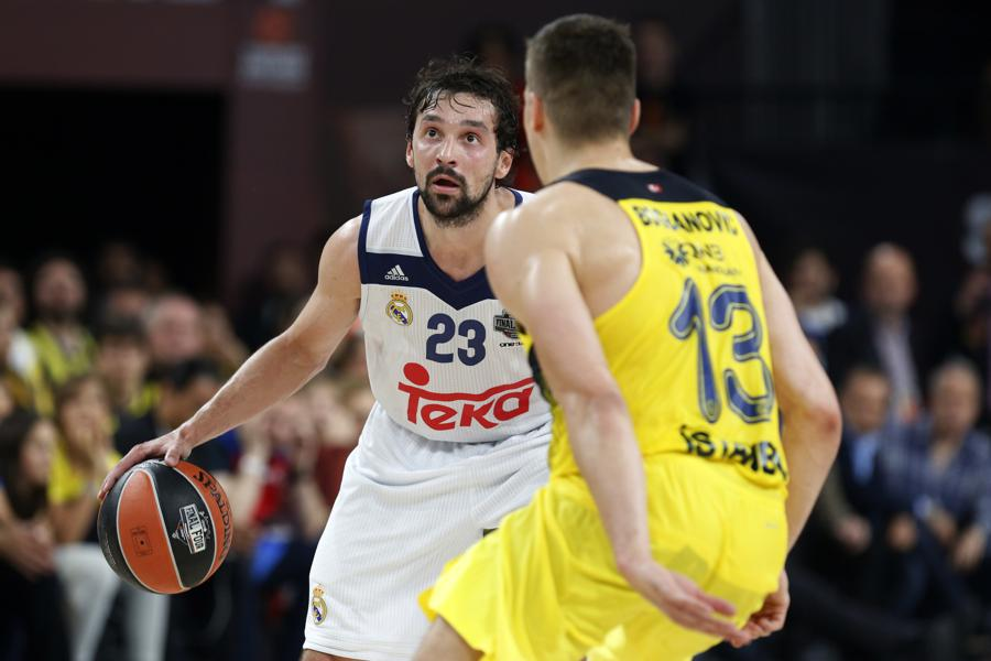 Will The Rockets Ever See Sergio Llull?