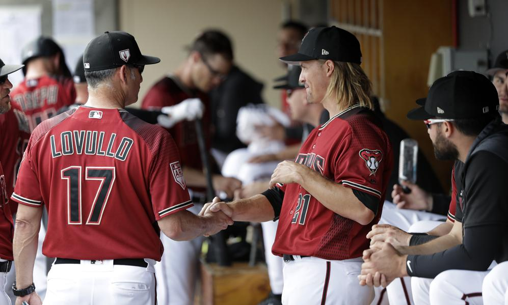 Hold The Phone: D-Backs 'Confidence' Plan Includes Walkie-Talkies