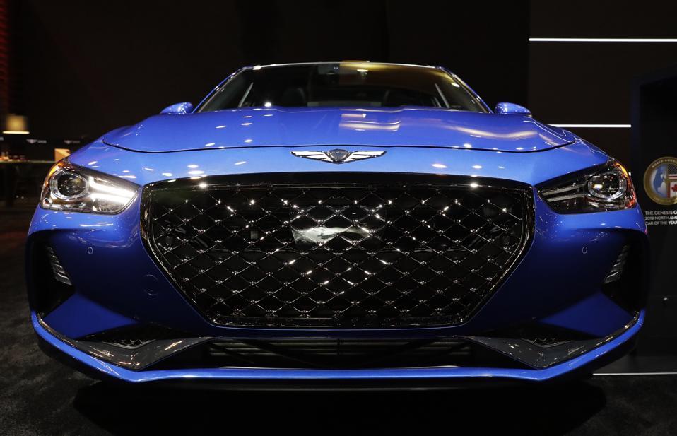 Genesis G70 Versus BMW 330i? German Engineer Now Operating From South Korea Must Be Proud