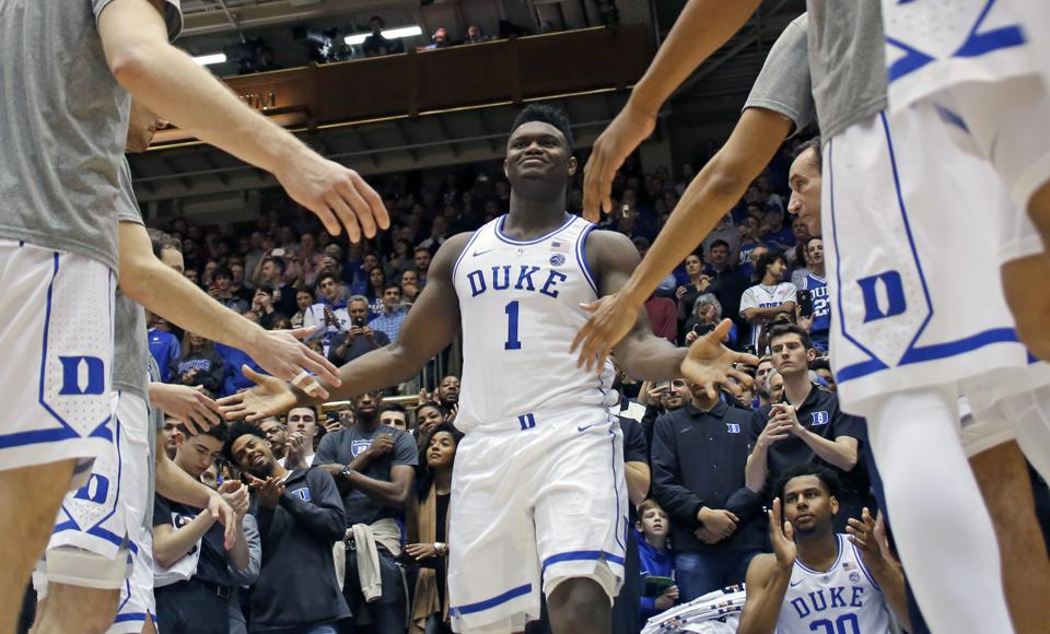 Flipboard: Zion Williamson Was As Dominant As Ever In His