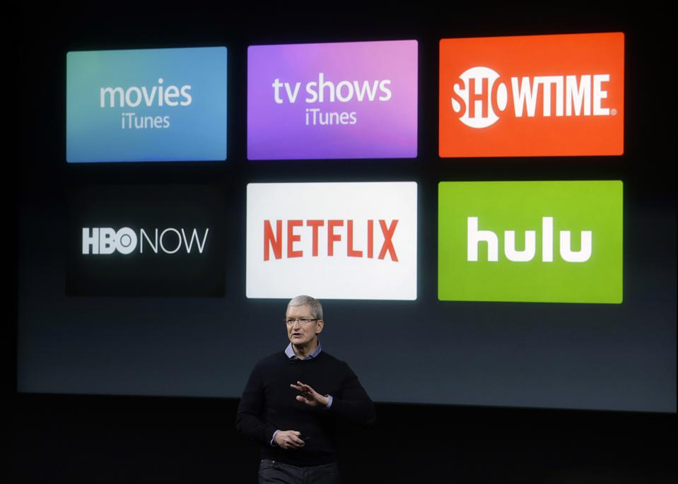 Apple's $6 Billion Escalates Streaming's Content Arms Race - Here Are The Numbers (And The Fallout)