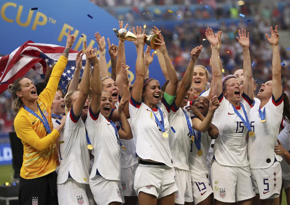 Why The U.S. Women's National Soccer Team Earns Less Than The Men's -- And How It Will Change
