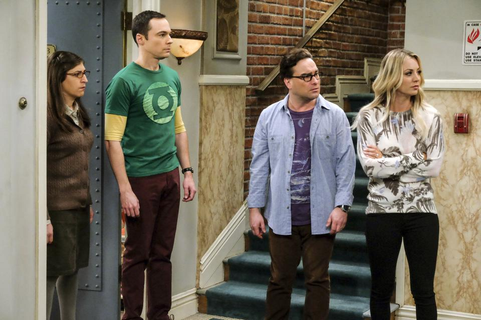 The Psychosocial Pull Of 'The Big Bang Theory'