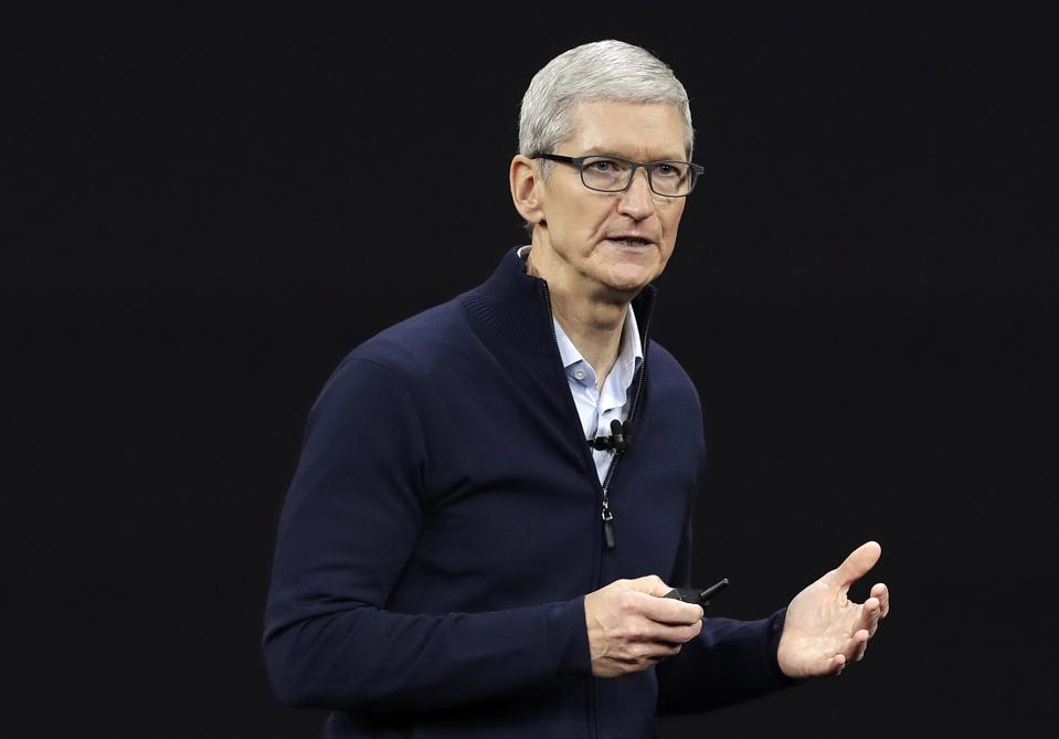 Apple CEO Tim Cook Applies Three Persuasive Communication Techniques To Answer Tough Questions