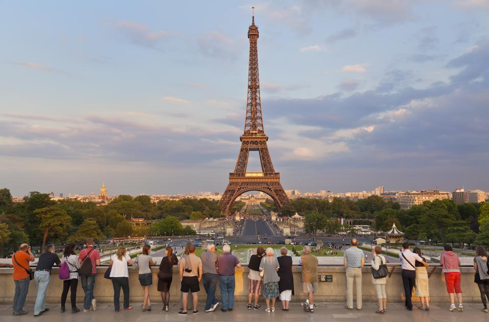 New Rankings Of The World's Fastest-Growing Tourism Destinations