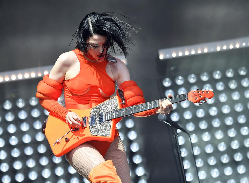 10 Women Pulling Rock 'N' Roll Into The 21st Century