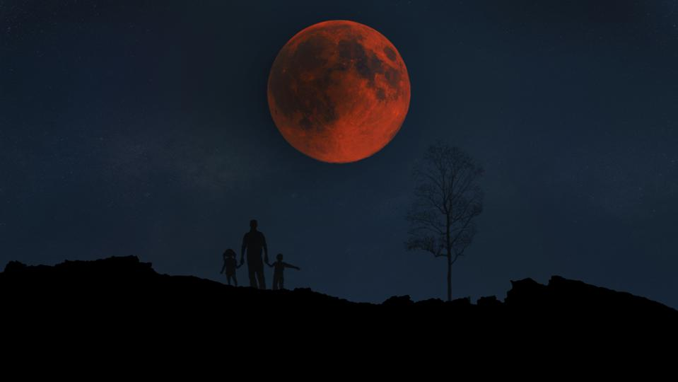 How The 'Super Blood Wolf Moon' Sparks An Interest In Learning Science