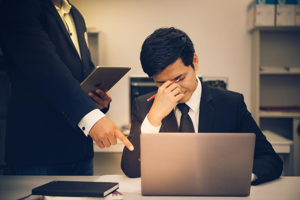 The 'Curse Of Competence': Why Top Performers Quit Their Jobs