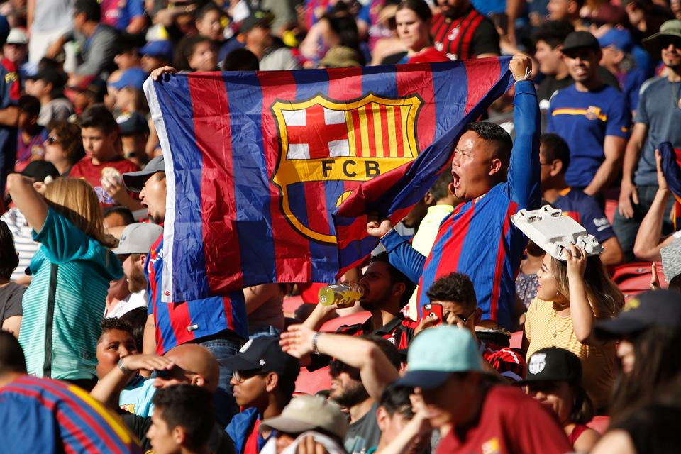 FC Barcelona Utilizing Multifaceted Approach In U.S. Market