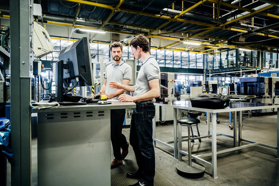 Five Transformational Technologies Remaking Manufacturers