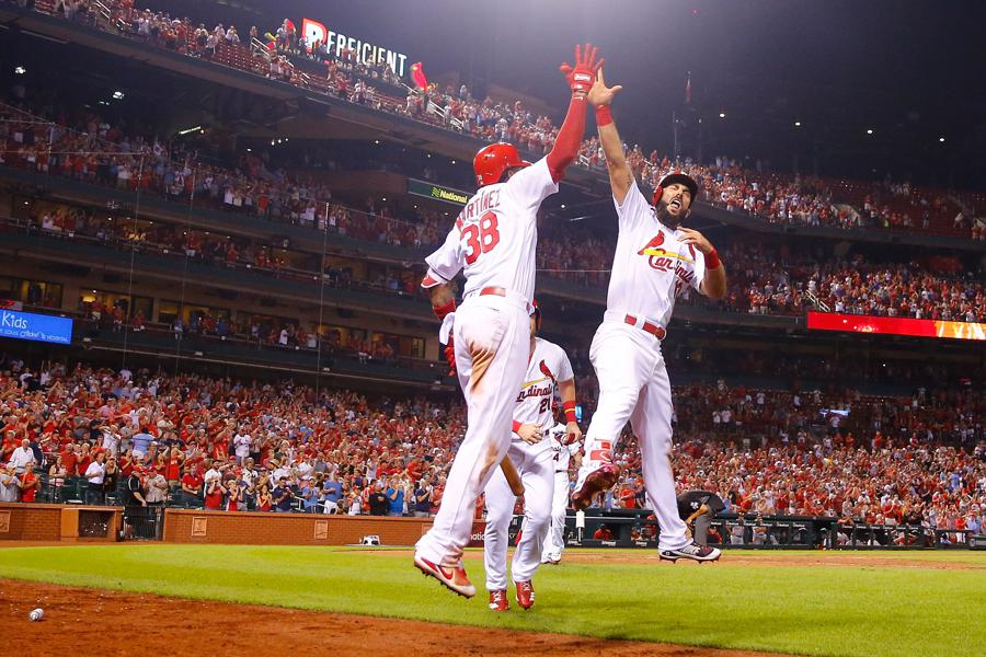 With Six Weeks Left, The National League Playoff Race Is Wide Open