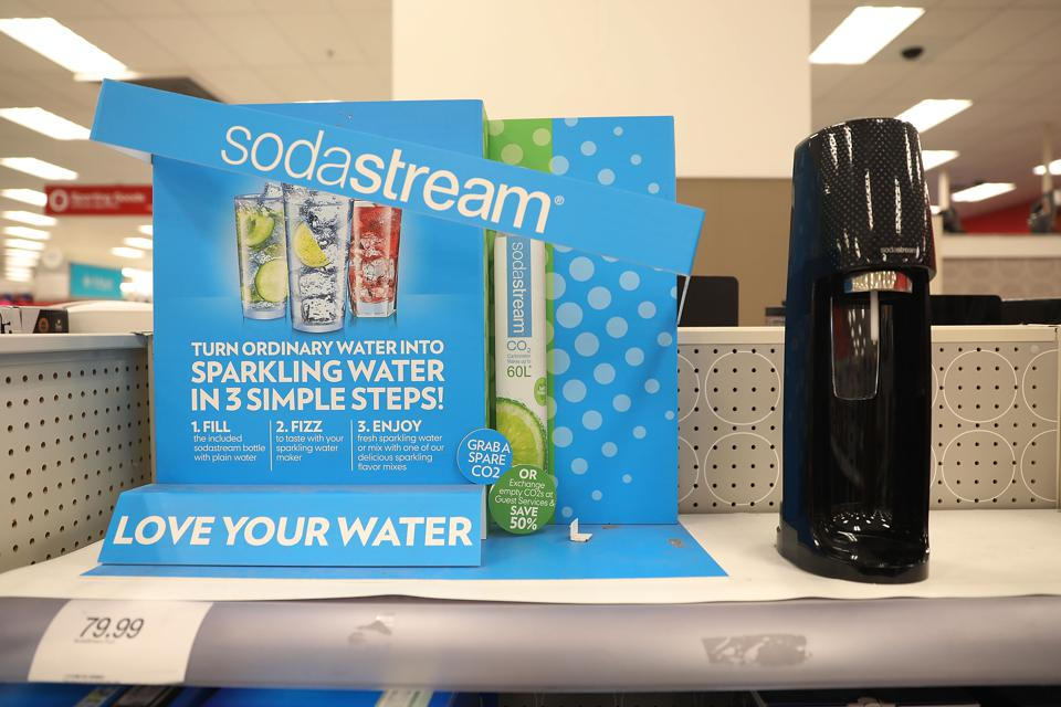 PepsiCo And SodaStream Chart A New Direction For Consumer Relationships