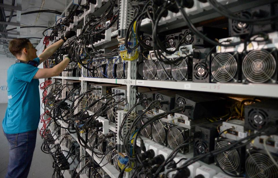 Bitcoin Miner Makes Bold Statement About 'Bright' Future After Market Rout
