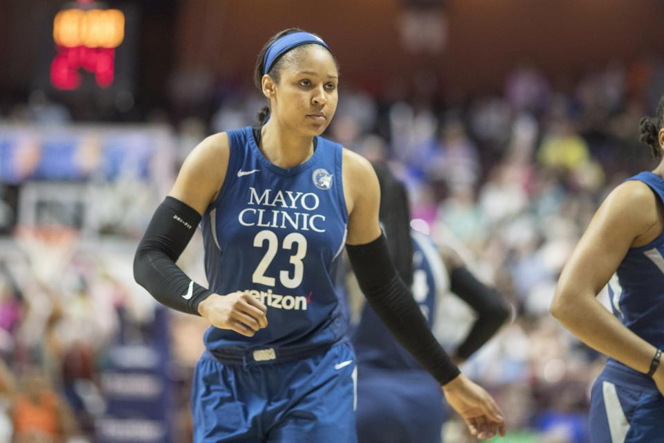 Maya Moore's Minnesota Lynx Future In Doubt: What It Means In Dollars And Cents