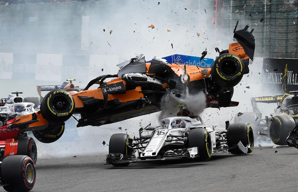 Formula One's Free-To-Air TV Audience Crashes By Half In Britain