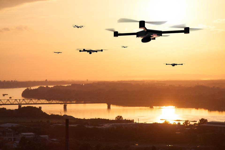 Could Pollution-Mapping Open AI Give Us Automated Pollution Cleaning Drones?