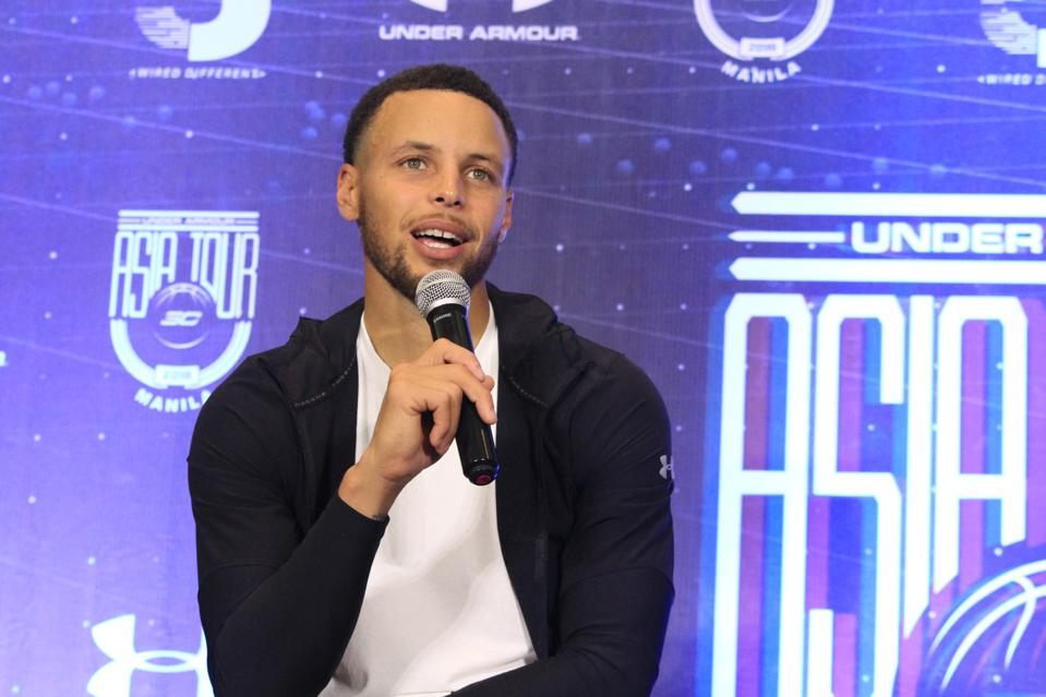 The NBA GM Survey Shows Steph Curry's Leadership Qualities Are Vastly Underrated