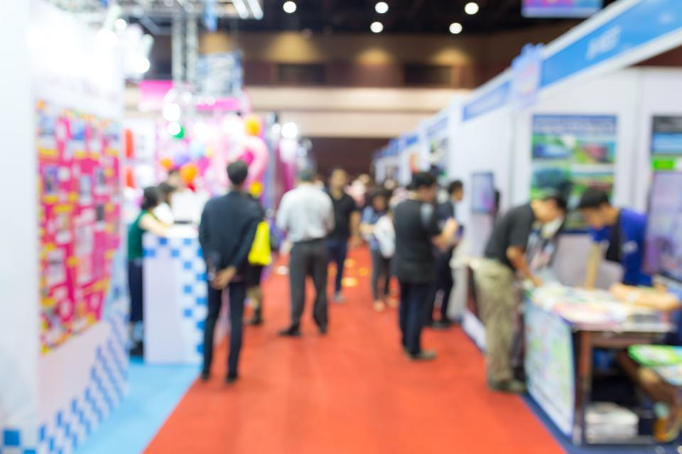 Why Trade Shows Are Still Important