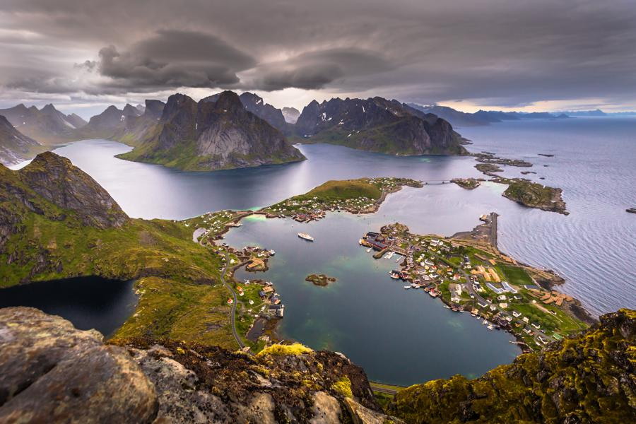 Famous Lofoten Hike In Norway Reopens With Sherpa-Built Steps