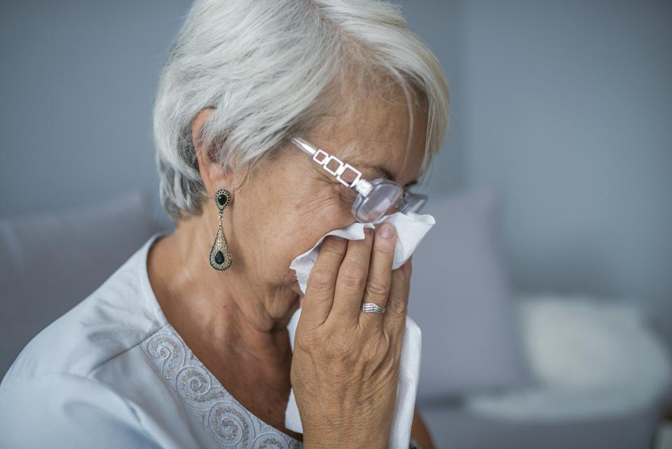 Why Aging Makes You More Susceptible To The Flu