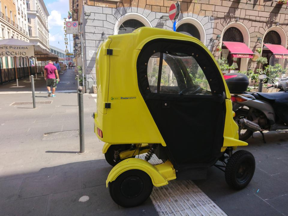 Electric Vehicles And The Necessity Of Cultural Change