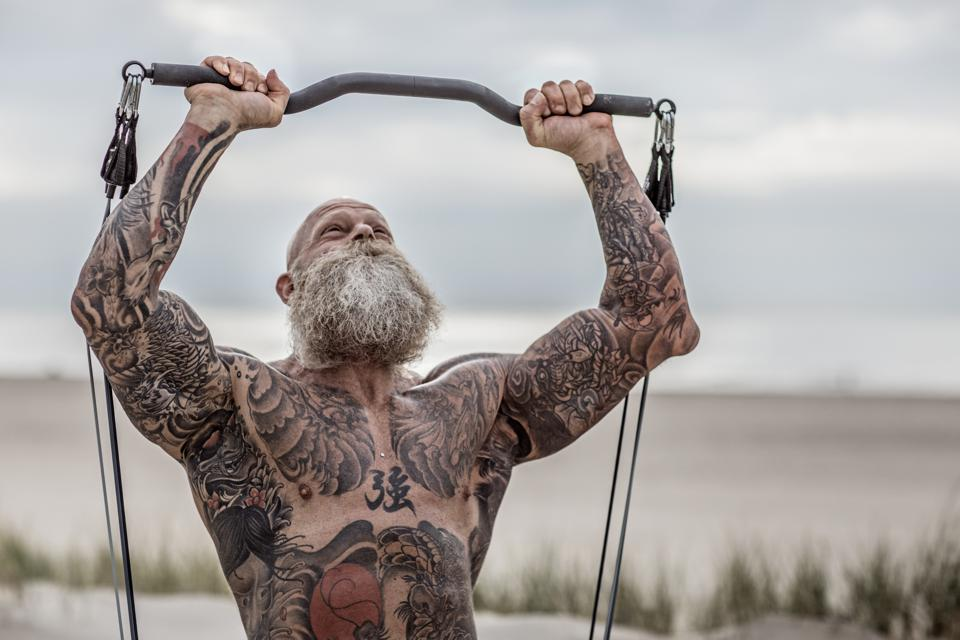 Do You Even Lift, Grandma? Why Older Adults Should Be Making Gains. It's More Than Just Bro Science