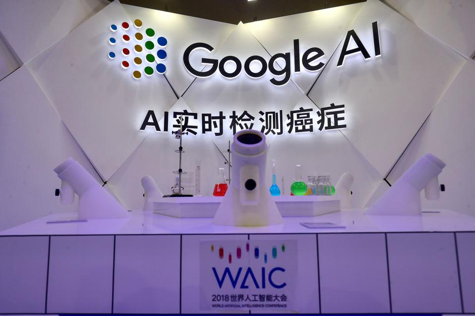 Google Accused By Top U.S. General And Senator Of Supporting Chinese Instead Of U.S. Military