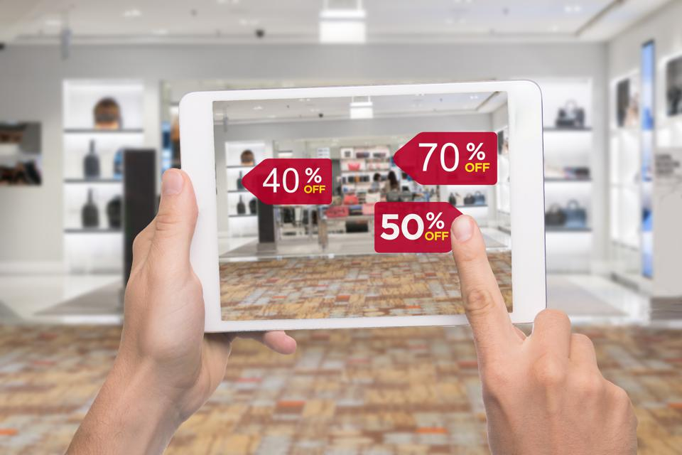 Snapshot 2019: AR, XR, VR -- The Alphabet Soup of Augmented Reality in Retail