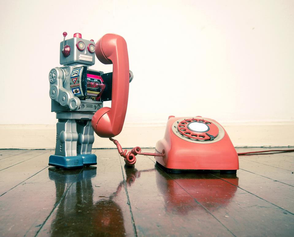 Could AI Navigate Automated Customer Service Phone Trees For Us?