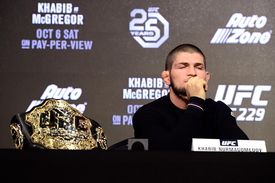 Conor McGregor Vs. Khabib Nurmagomedov: 7 Things You Should Know About The UFC Lightweight Champion
