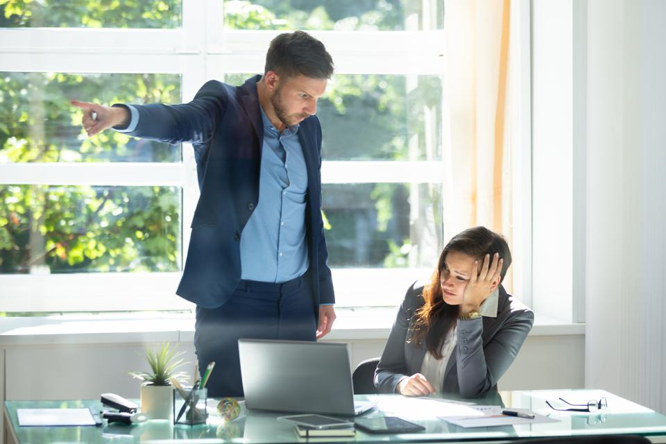 Five Ways To Shut Down Workplace Bullying