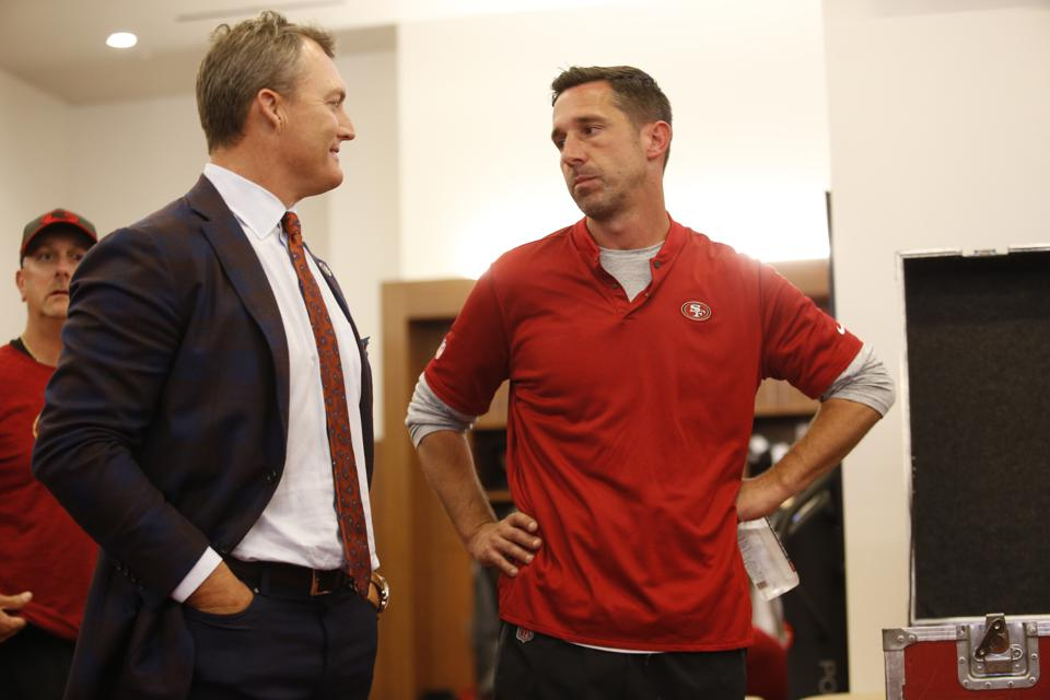 Is 49ers' Brass Facing A Do Or Die 2019 Season?