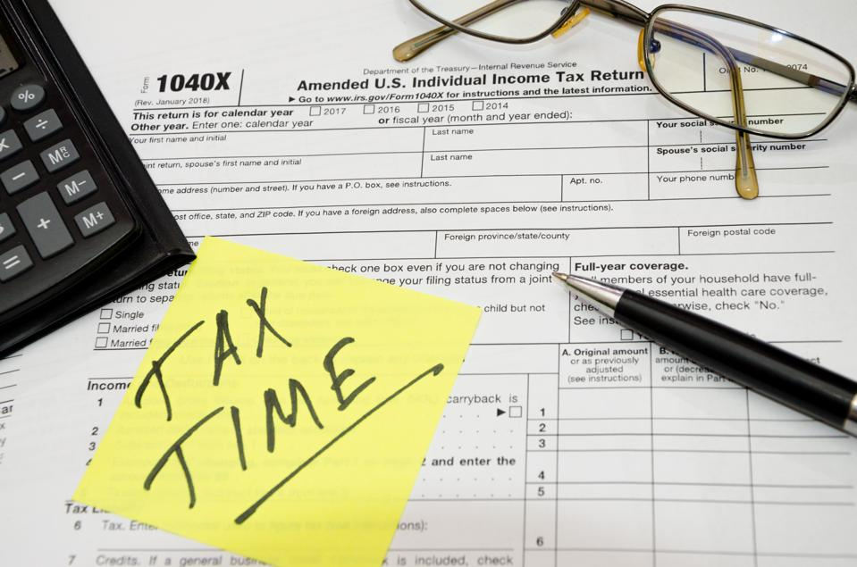 As Tax Day Looms  Month Extension Has Big Benefits