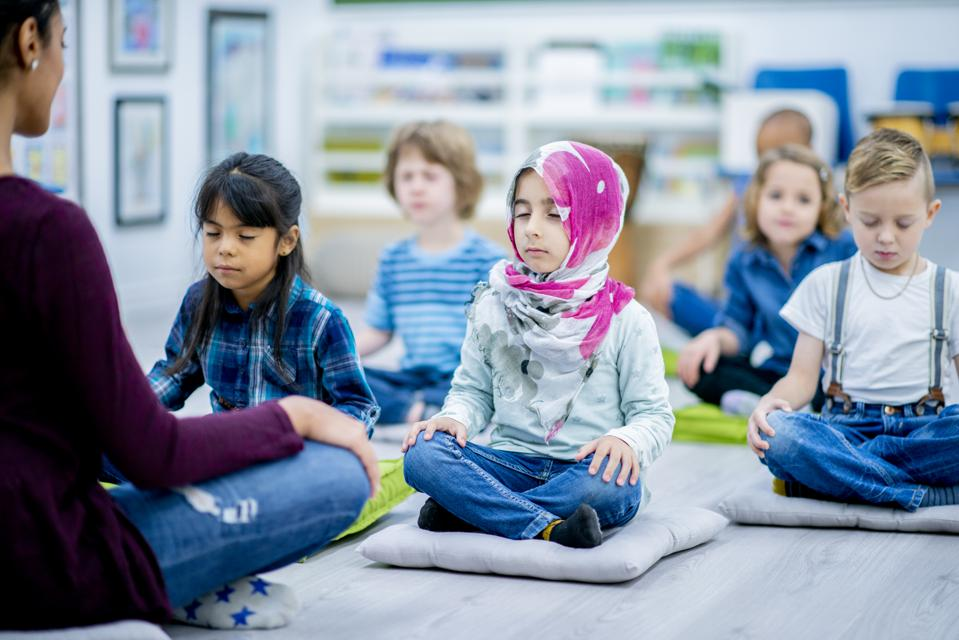 Destress The Classroom: Bringing Mindfulness To Students And Teachers