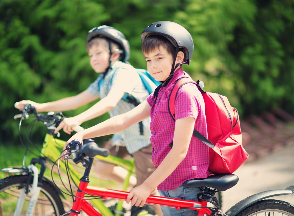 Here's Why Kids May Ride Bikes More Because Of Self-Driving Cars