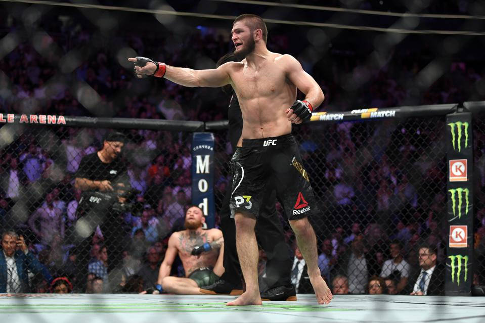 Khabib Nurmagomedov's Message To UFC After UFC 229 Brawl: Fire My Teammates And I'll Leave Too