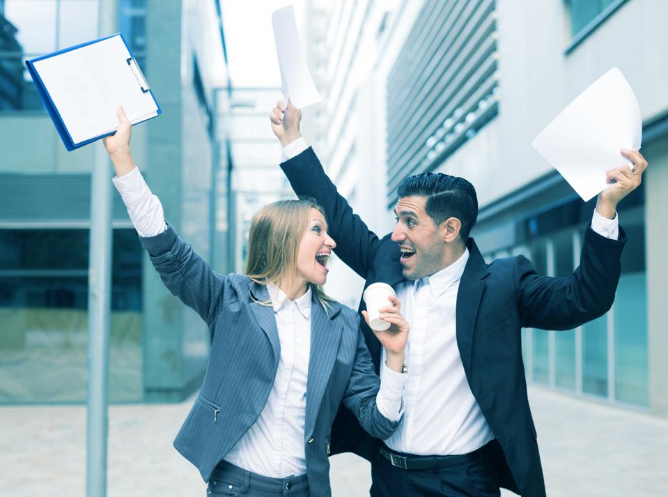 Ten Signs You've Got What It Takes To Be Successful