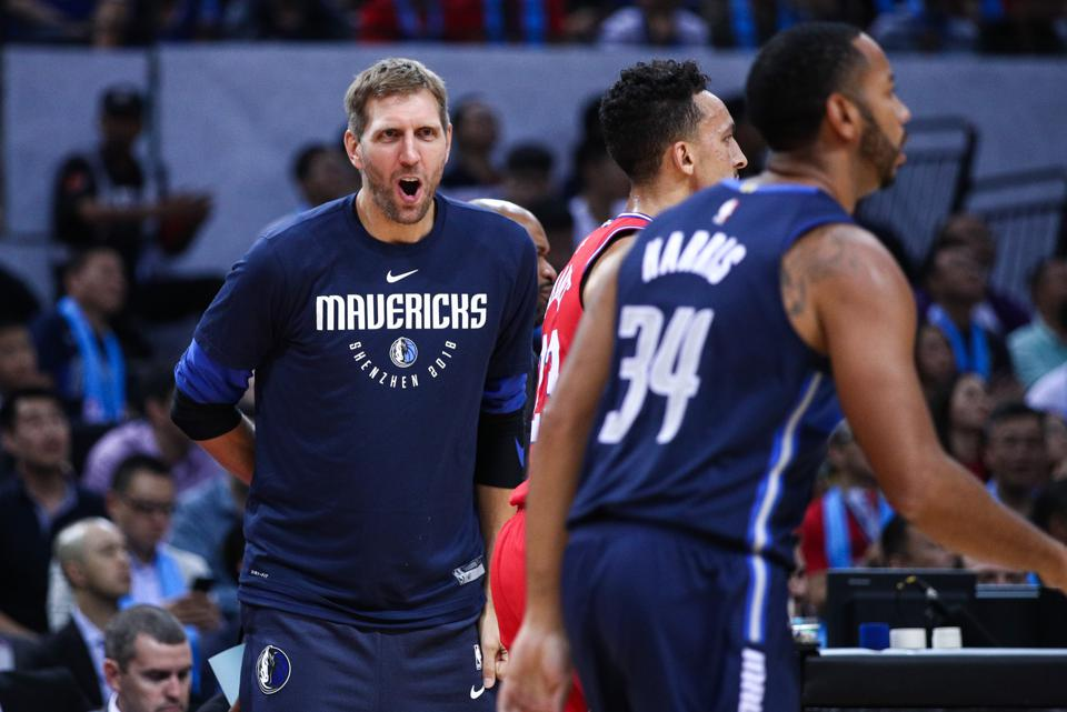 Dirk Nowitzki Ankle Injury: Age Likely A Factor In Delayed Return To Dallas Mavericks