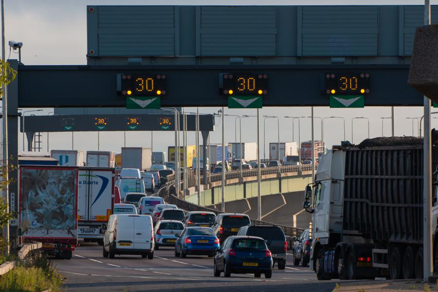 U.K. Transport Secretary Chris Grayling Claims In Parliament That Building Roads Reduces Emissions