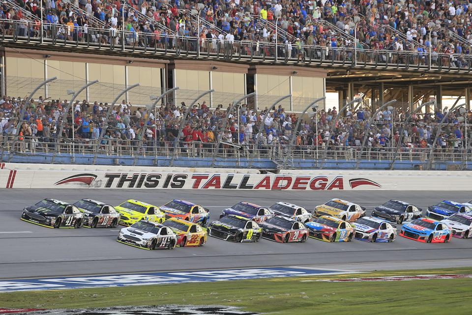 The TV Numbers Prove NASCAR Fans Want, And Need, Change