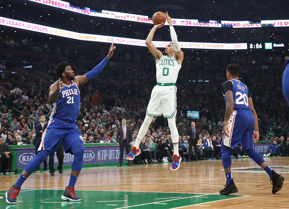 Celtics Have Enough To Unseat Warriors For NBA Title