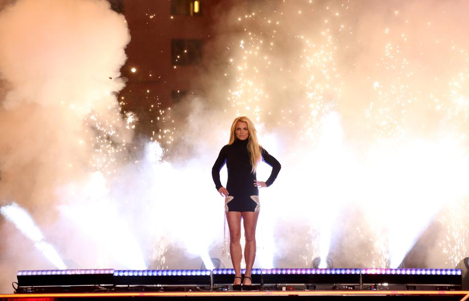Britney Spears' Las Vegas Residency Announcement Event Was A Complete Mess