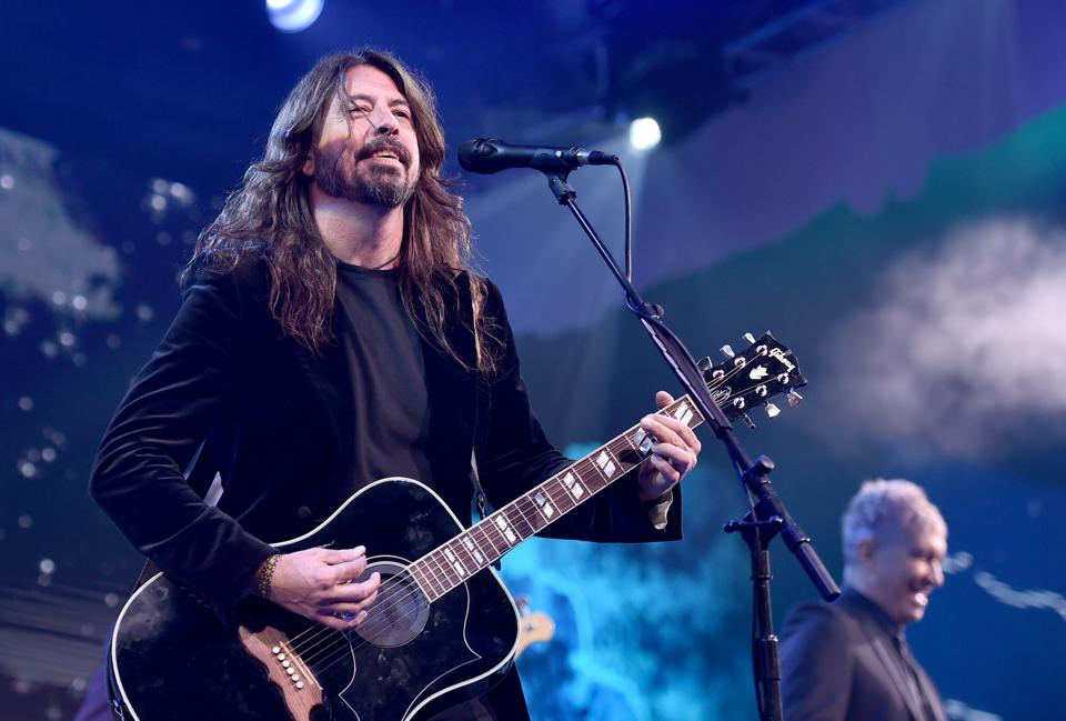 Dave Grohl, Billie Eilish, Beck, Mumford And Sons And More Pick Their Happiest Song
